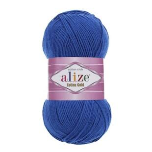 ALİZE - Alize Cotton Gold 141 Saks Mavi