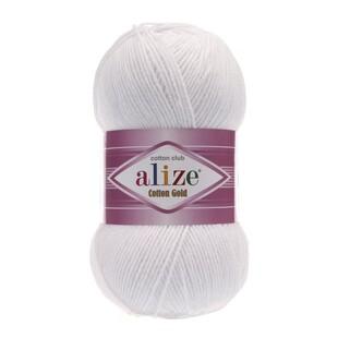 ALİZE - Alize Cotton Gold 55 Beyaz