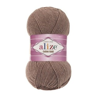 ALİZE - Alize Cotton Gold 688 Sütlü Kahve Melanj