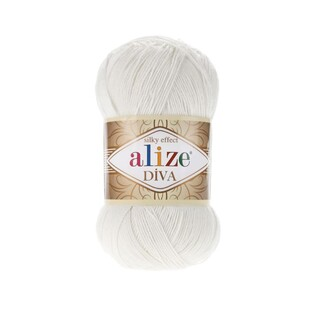 ALİZE - Alize Diva 450 İnci