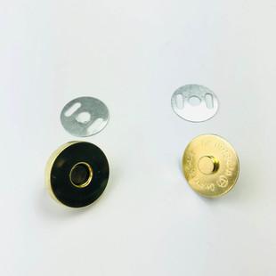 HOBİPOP - Çanta Mıknatısı Altın Renk