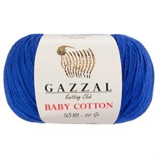 GAZZAL - Gazzal Baby Cotton Örgü İpi 3421
