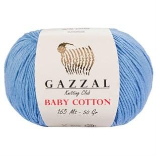 GAZZAL - Gazzal Baby Cotton Örgü İpi 3423