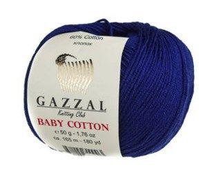 Gazzal Baby Cotton El Örgü İpliği - Amigurumi İpi Çeşitleri | 256x310
