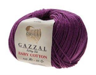 Gazzal Baby Cotton Beyaz Bebek Yünü - 3432 - Hobium | 242x310