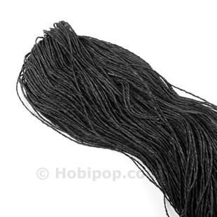 HOBİPOP - Kağıt İp 230 Gram Siyah