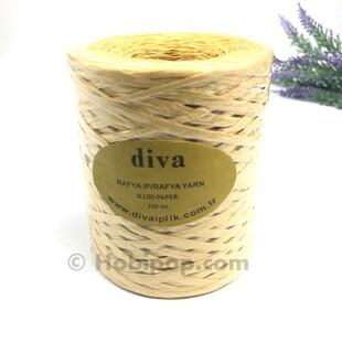 DİVA - Kağıt Rafya İp Kese Kağıdı