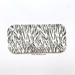 HOBİPOP - Zebra Desenli Çanta Tabanı
