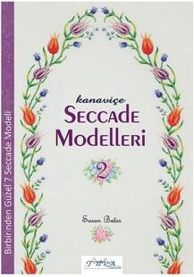 TUVA - Kanaviçe Seccade Modelleri 2