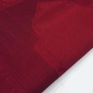 ETUVAL - Kupon Etamin Seccade Kumaşı Kırmızı