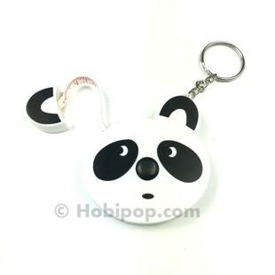 HOBİPOP - Panda Figürlü Otomatik Mezura 1.5 Metre