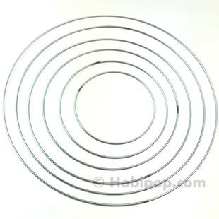 - Metal Makrome Halkası (Düş Kapanı Halkası)