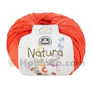 DMC - Natura Just Cotton El Örgü İpi N18 Coral