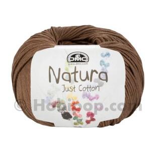 DMC - Natura Just Cotton El Örgü İpi N22 Tropic Brown