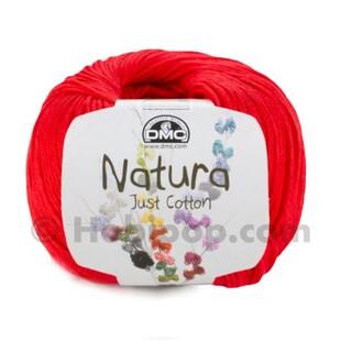DMC - Natura Just Cotton El Örgü İpi N23 Passion
