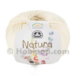 DMC - Natura Just Cotton El Örgü İpi N35 Nacar