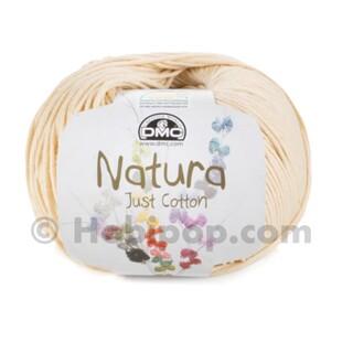 DMC - Natura Just Cotton El Örgü İpi N36 Gardenia