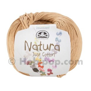 DMC - Natura Just Cotton El Örgü İpi N37 Canelle