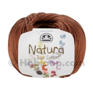 DMC - Natura Just Cotton El Örgü İpi N41 Siena