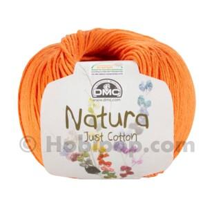 DMC - Natura Just Cotton El Örgü İpi N47 Safran