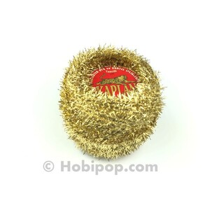 KAPLAN - Panç İpi (Punch) Simli Metalik Altın