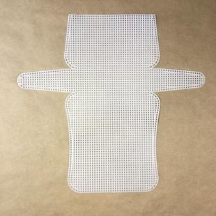 HOBİPOP - Plastik El Çantası Kanvası