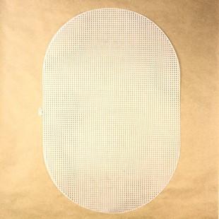 HOBİPOP - Plastik Kanvas Oval