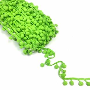 HOBİPOP - Ponpon Şerit Yeşil
