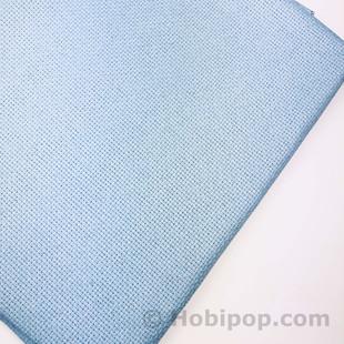 HOBİPOP - Seccadelik Etamin Kumaş Bebe Mavi