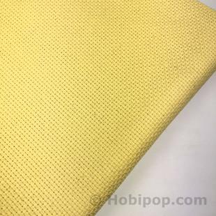HOBİPOP - Seccadelik Etamin Kumaş Sarı