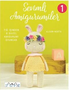 TUVA - Sevimli Amigurumiler 1. Kitap