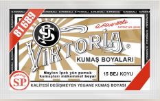 VİKTORİA - Viktoria Toz Kumaş Boyası 15 Bej Koyu