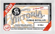 VİKTORİA - Viktoria Toz Kumaş Boyası 32 Bej
