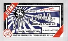 VİKTORİA - Viktoria Toz Kumaş Boyası 50 M.Lacivert